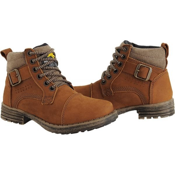 Bota Adventure Bell Boots City - Marrom
