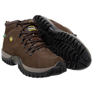 Bota Adventure Tchwm Shoes Couro Confortavel Resistente