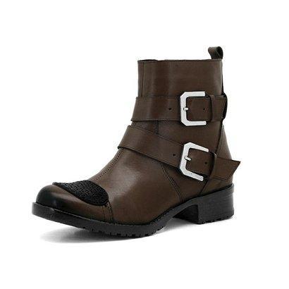 Bota Atron Shoes Cano Curto-Feminino