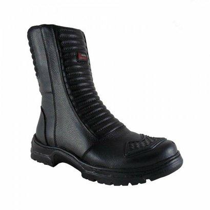 Bota Atron Shoes Coturno Motociclista