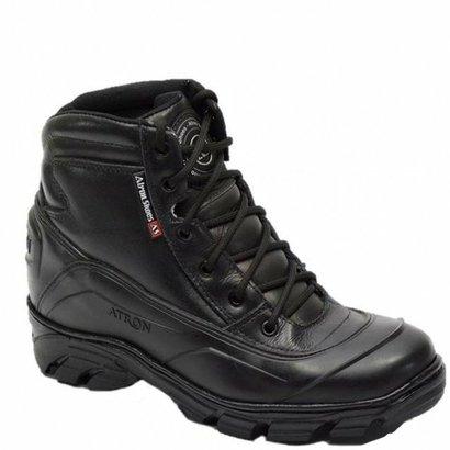 Bota Atron Shoes Motociclista Militar