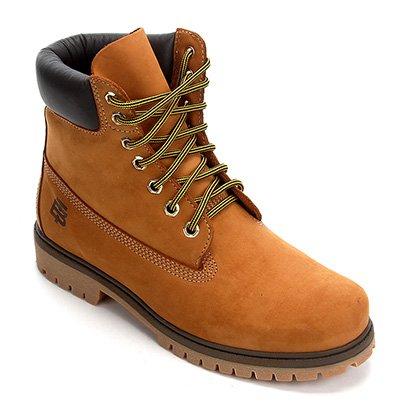 Bota Beeton Yellow Boot Strong 407 Masculina