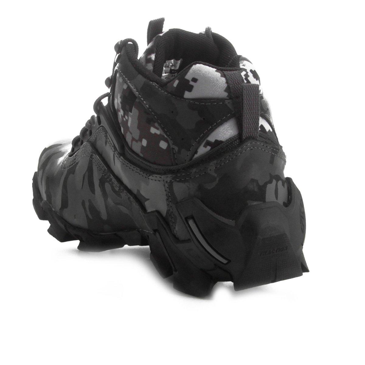 6e62674fa1 Bota Bull Terrier Havoc Masculina - Chumbo - Compre Agora