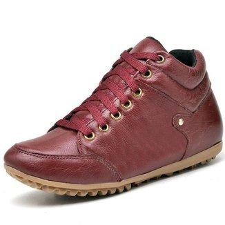 Bota Casual Top Franca Shoes Feminina
