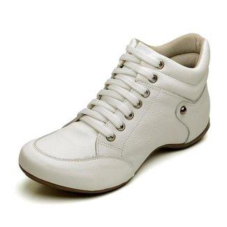 Bota Clube do Sapato de Franca Top Confort 1 Lisa Feminina