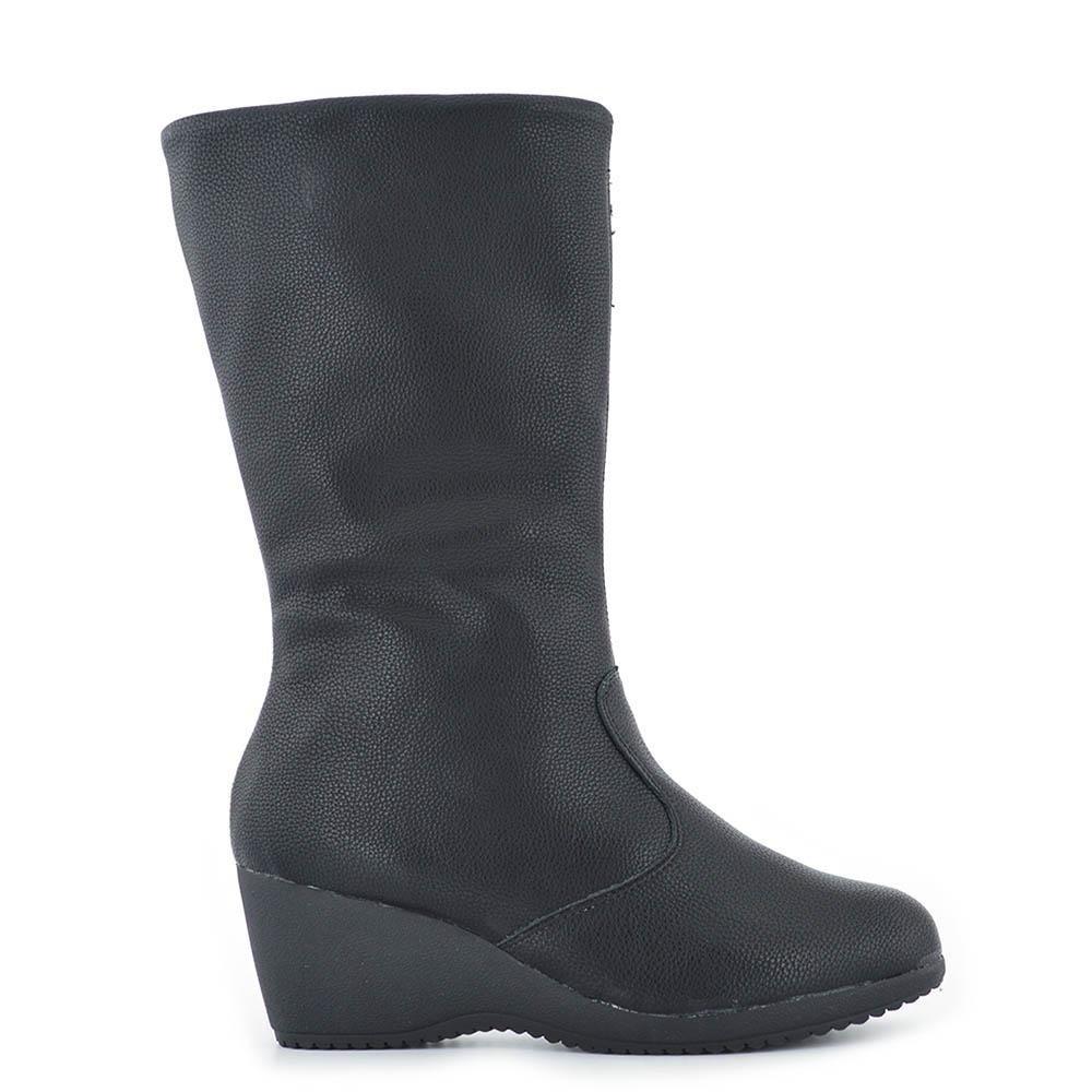 d583973b1 Bota Comfort Napa Soft Preto - Compre Agora | Zattini