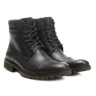 Bota Coturno Shoestock Tratorada Masculina
