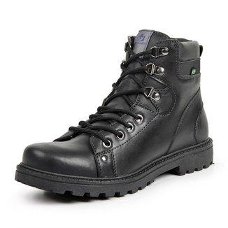 Bota Coturno Top Franca Shoes Masculino