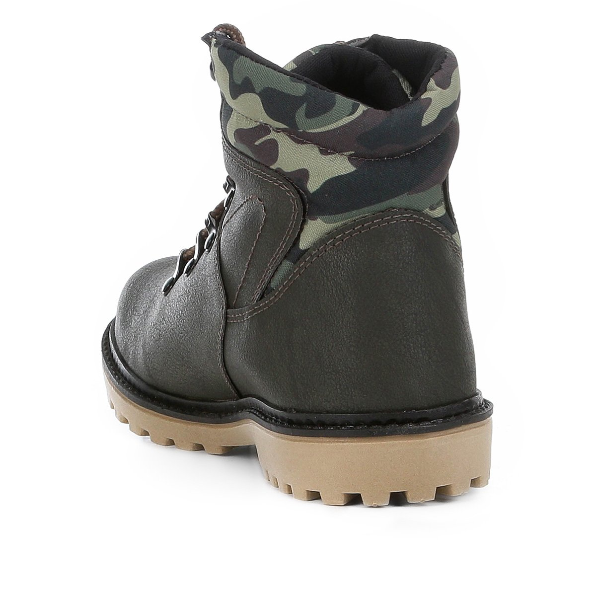 Walkabout Coturno Bota Coturno Verde Masculina Verde Masculina Bota Camuflada Walkabout Camuflada gdq0dY
