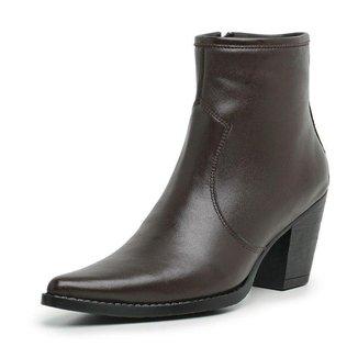 Bota Country Feminina Top Franca Shoes