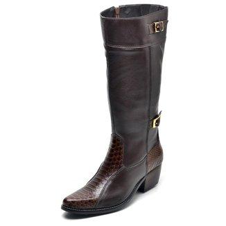 Bota Country  Montaria Top Franca Shoes Feminina