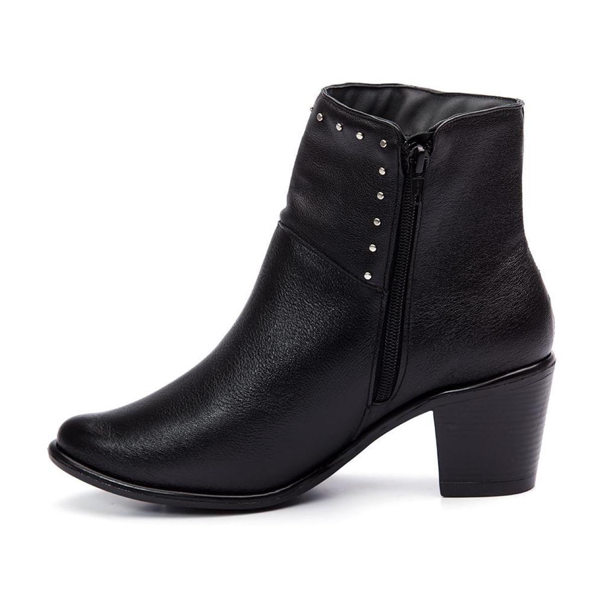 7712 Bota Couro Doctor Preto Jade 7712 Bota Jade Feminina Doctor Couro Shoes n7qFxwYqWS