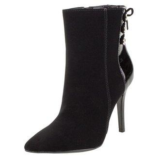 Bota Feminina Ankle Boot Via Marte - 205301