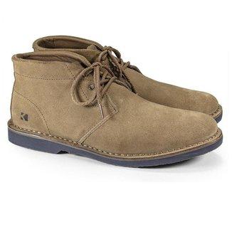 Bota Kildare Desert Boot Camurça Cano Baixo Masculina