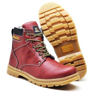 Bota Masculina Adventure Snap Shoes