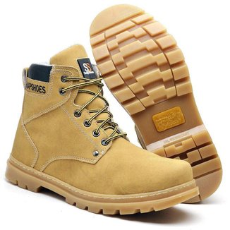 Bota Masculina Adventure Snap Shoes