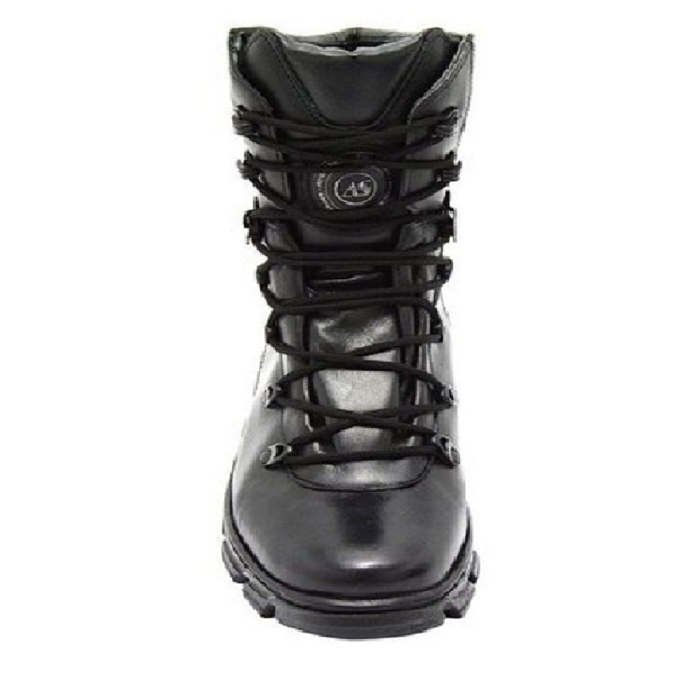 Bota Shoes Militar Bota Masculino Preto Masculino Militar Atron 7w4EwYCx