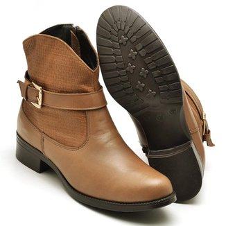 Bota Montaria Country Top Franca Shoes Feminina
