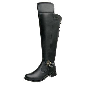 Bota Montaria Top Franca Shoes Over Feminina