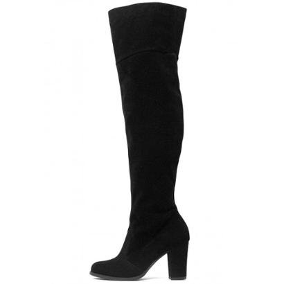 Bota Over The Knee Tina Damannu Shoes Feminina-Feminino