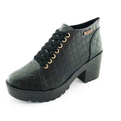Bota Quality Shoes Matelassê Feminina