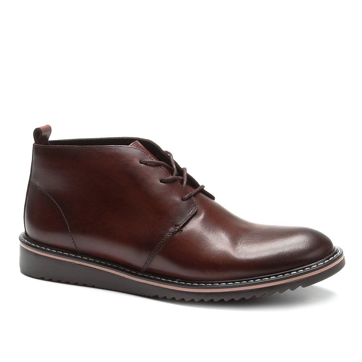 Shoestock Bota Bota COURO CANO Bota COURO CANO Marrom Shoestock CURTO CURTO Marrom 7HxwnqSwa0