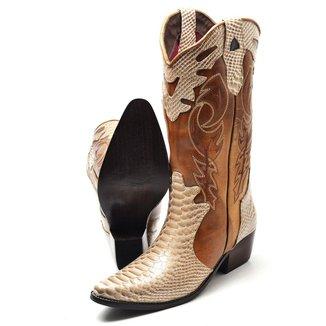 Bota Su Fashion Store Texana Country Feminina