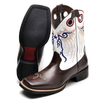 Bota Su Fashion Store Texana Country Masculina