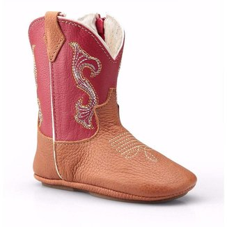 Bota Texana Country Baby Capelli Boots Infantil