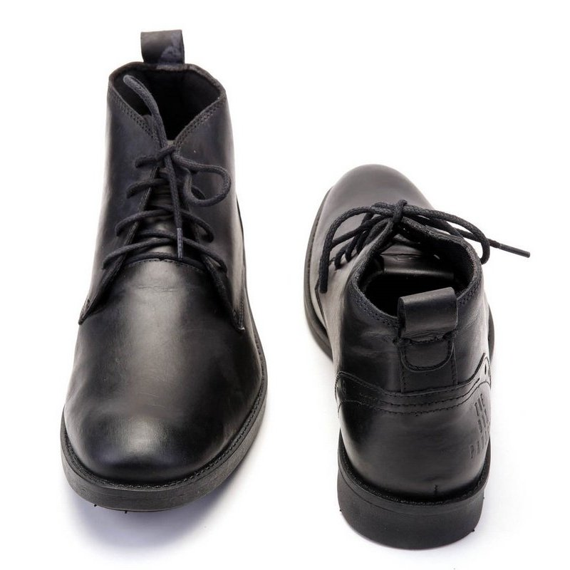 Box Project New Box Masculino The Bota Project Bota Preto The Woods New xRHw6O6qA