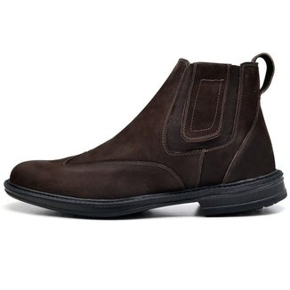 Bota Top Franca Shoes Anatomica Confort Masculina