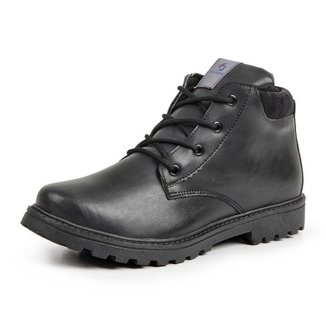 Bota Top Franca Shoes Coturno Masculina