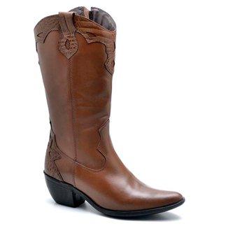 Bota Top Franca Shoes Country Feminino