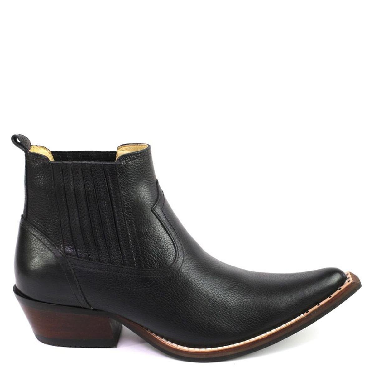 Preto Bota Shoes Bota Franca Country Top Country Shoes Franca Top qSznxwIzfv