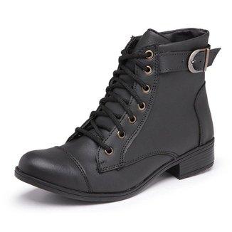 Bota Top Franca Shoes Feminina