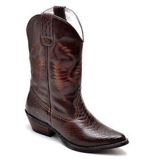 Bota Top Franca Shoes Texana