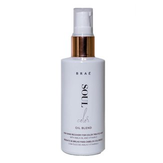 Braé Oil Blend Soul Color - Óleo Capilar 60ml