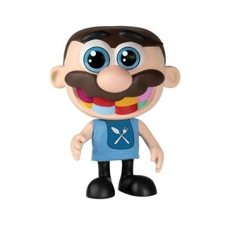 Brinquedo Boneco Falante Totoy Kids José Comilão Rosita 1105