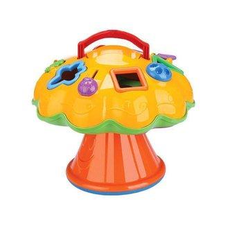 Brinquedo de Encaixar Diver For Baby Cogumelo