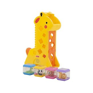 Brinquedo de Encaixar Girafa Pick-A-Blocks