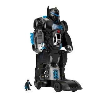 Brinquedo Imaginext DC Robo Batman Tech Batbot Mattel HBV67