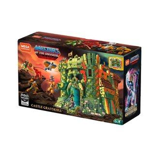 Brinquedo Mega Bloks Construx Castle Grayskull Mattel GGJ67