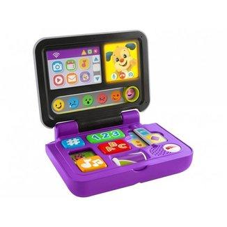 Brinquedo para Bebê Aprender e Brincar Meu Primeiro Laptop Recursos