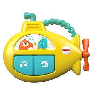 Brinquedo para Bebê Plush & Toys Submarino Musical