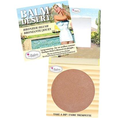 Bronzer e Blush the Balm Balm Desert 6,39g