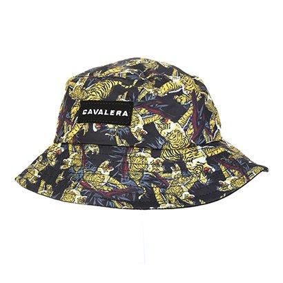 Bucket Hat Cavalera Box Estampado