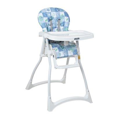 Cadeira Alta de Alimentação - Merenda - Peixinho - Burigotto