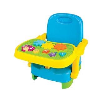 Cadeira Infantil Portátil de Atividades e Refeição