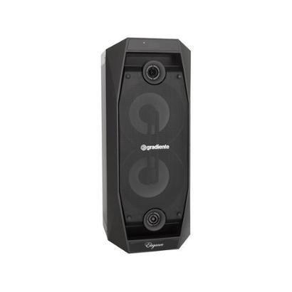 Caixa de Som Bluetooth Gradiente GCA 102 Portátil Amplificada 500W USB