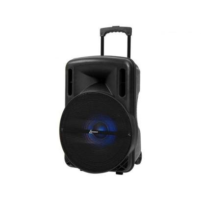 Caixa de Som Bluetooth Lenoxx CA 350 Amplificada 500W USB Woofer